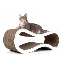 Shinga Cat-On Tiragraffi in Cartone Ondulato Large
