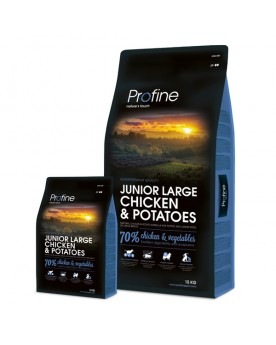 Profine Large Junior Pollo...