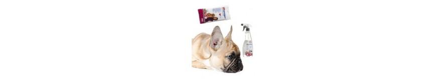 Salviette rinfrescanti, rimuovi pelo e per la pulizia del vostro cane,