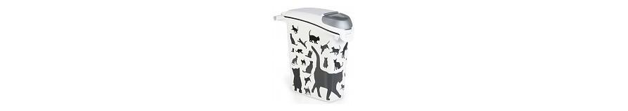Scatole Contenitori Alimenti per Gatti