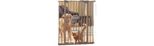 Cancelletti per cani da interno e da esterno animalmania for Cancelletti per cani da esterno