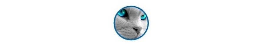 Gamma di prodotti antiparassitari per gatti