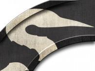 012 - Figura Gru Argento su nero