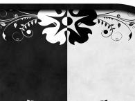 033  - Bianco & Nero