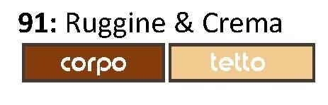 RUGGINE & CREMA